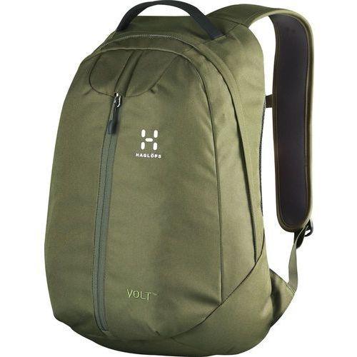 Haglöfs Volt Large Plecak 22l oliwkowy 2018 Plecaki szkolne i turystyczne, kolor zielony