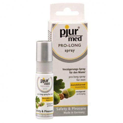 Spray przedłużający erekcję  med pro-long spray 20 ml wyprodukowany przez Pjur