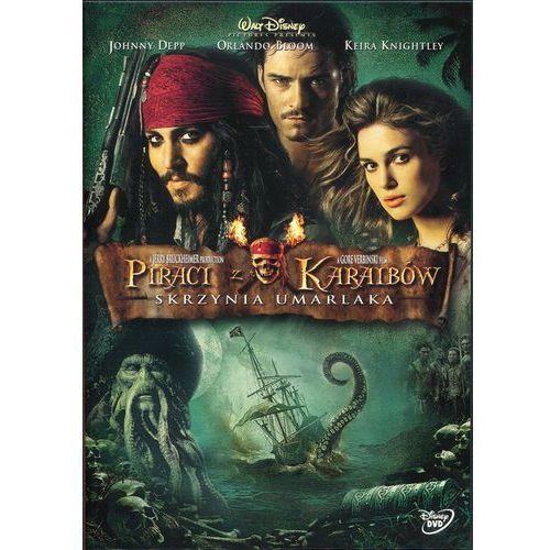Piraci z Karaibów: Skrzynia umarlaka Pirates of the Caribbean: Dead Man's Chest, towar z kategorii: Filmy science fiction i fantasy