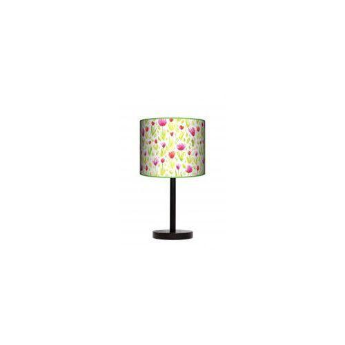Lampa stojąca duża - Kwiecista polana, 5323
