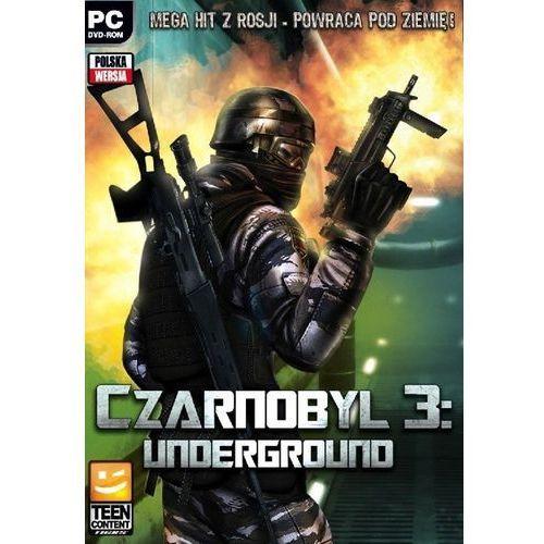 Czarnobyl 3 Underground (PC)