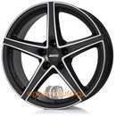 raptr racing black frontpolished 8.00x18 5x112 et45 dot marki Alutec