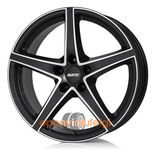 Alutec RAPTR RACING BLACK FRONTPOLISHED 8.00x18 5x108 ET27 DOT