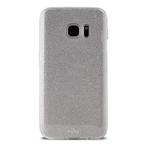 Puro Etui glitter shine cover do samsung galaxy s8 srebrny