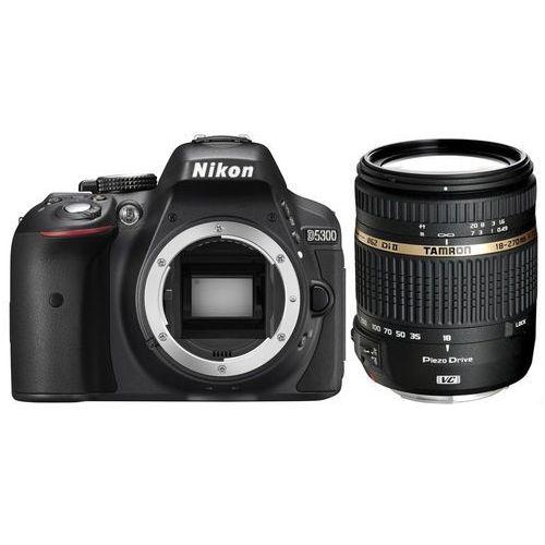 Nikon D5300. Najniższe ceny, najlepsze promocje w sklepach, opinie.
