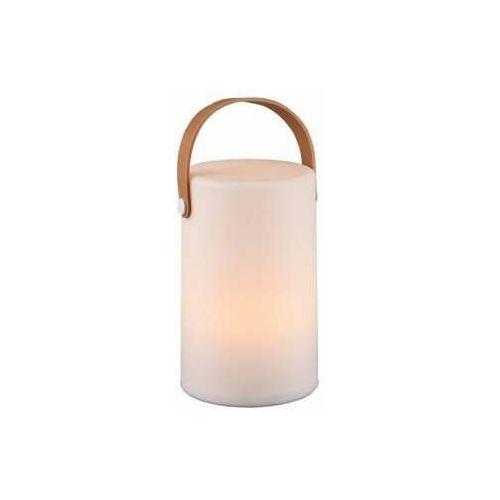 Trio aruba r57080101 lampa stołowa lampka 1x1w led biały