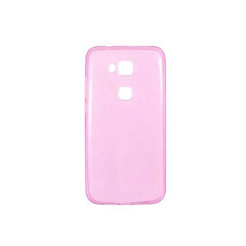 Huawei GX8 - etui na telefon Ultra Slim - różowy, ETHW301ULSLPIK000