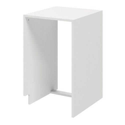 Goodhome Półka wstawiana do korpusu 75/100 x 187,5/225 cm atomia biały