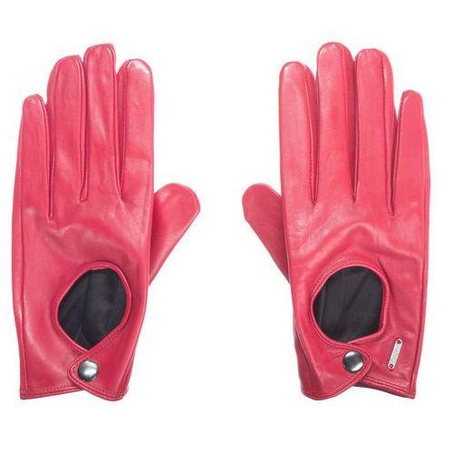 philo gloves czerwony s marki Pepe jeans