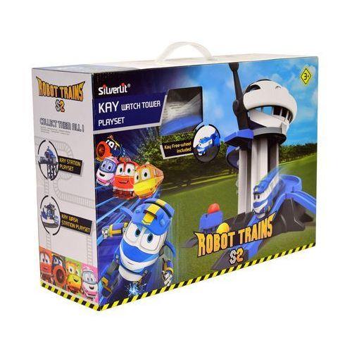 Cobi Robot trains zestaw wieża
