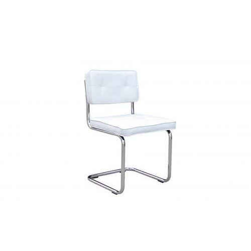 Woood Krzesło RUBY białe (zestaw 2szt) 350314-W (8714713033874)