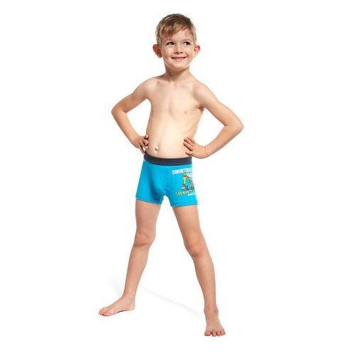 Bokserki Cornette Kids 701/55 Kids Machine 2 98-104, turkusowy, Cornette