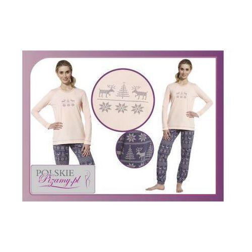 Piżama damska reni marki Cornette
