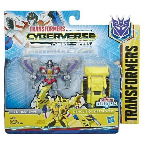 Hasbro Transformers cyberverse starscream destroyer e4298