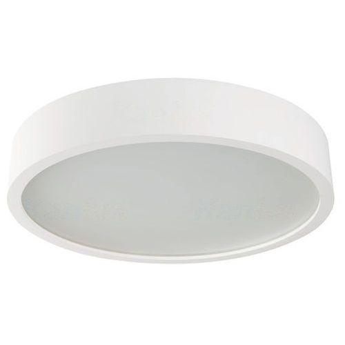 Plafon Kanlux Jasmin 470-W/M 23128 lampa sufitowa 3x40W E27 biały matowy