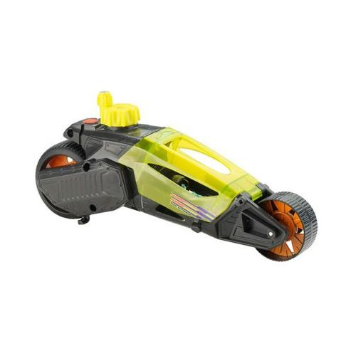 Hot wheels dpb67 twisted cycle czarny motocykl nakręcany 4+ marki Mattel