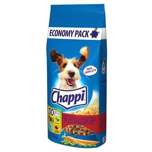 Chappi wołowina i drób 2x13,5kg