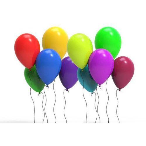 Balony lateksowe pastelowe mix kolorów - duże - 25 szt. marki Belball