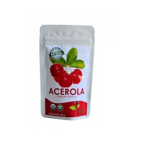 Acerola 25% sproszkowany ekstrakt z owoców aceroli 50g od producenta Kenay ag