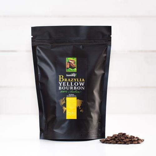 Kawa Brazylia Yellow Bourbon Fazenda Rainha, kup u jednego z partnerów
