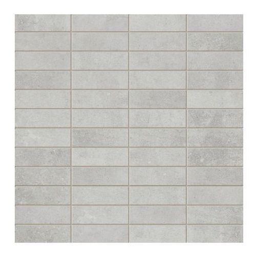 Mozaika Minimal Arte prostokąty 29,8 x 29,8 cm szara, MS-03-648-0298-029
