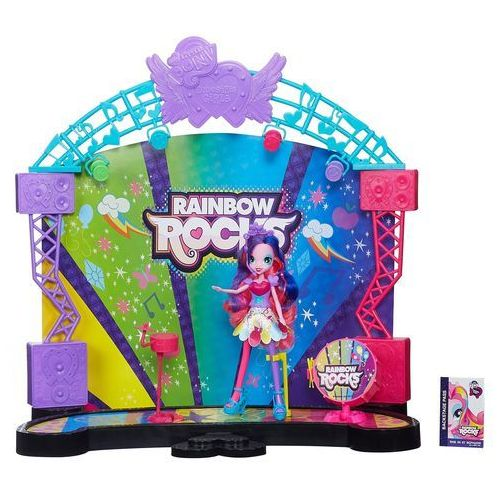 Hasbro. My Little Pony. Equestria Girls - zestaw koncert rockowy - Hasbro