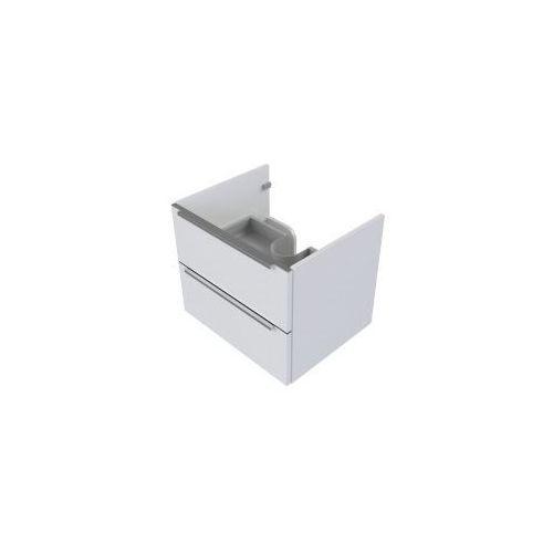 omnidream szafka podumywalkowa 76, biały połysk sd-76x marki Omnires