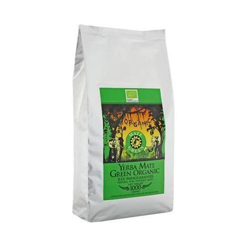 Yerba mate 1kg green organic bio marki Yerba mate green