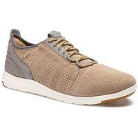 Sneakersy GEOX - U Xunday 2Fit B U720DB 02211 C0841 Sand/Grey, w 8 rozmiarach