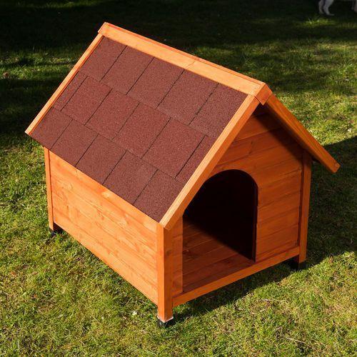 Buda dla psa Spike Classic - Rozm. L, szer. x gł. x wys.: 75 x 95 x 83 cm (4054651704387)