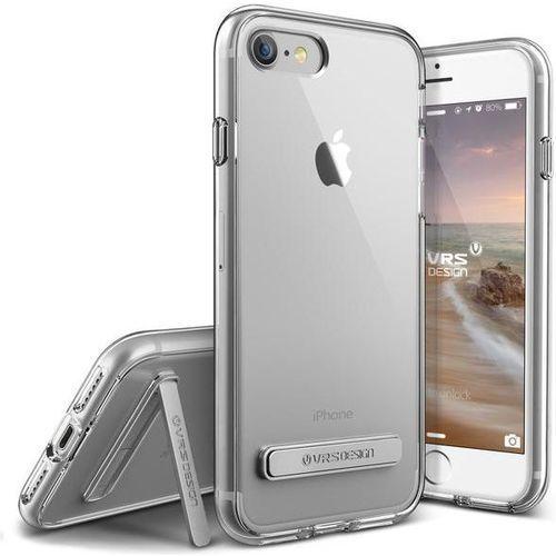 Etui VRS Design Crystal MIXX do iPhone 7 Przezroczysty
