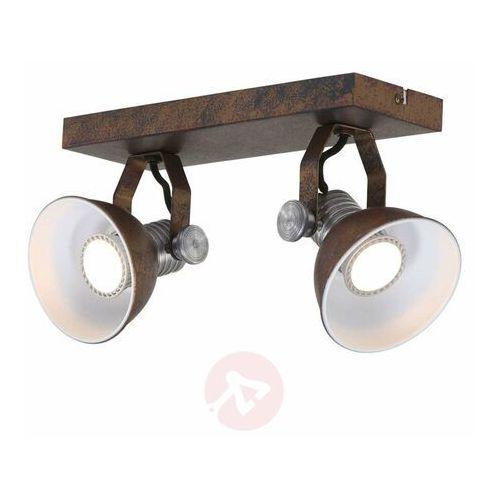 Steinhauer BROOKLY reflektor LED Czarny, 1-punktowy - - Obszar wewnętrzny - BROOKLY - Czas dostawy: od 3-6 dni roboczych (8712746121391)