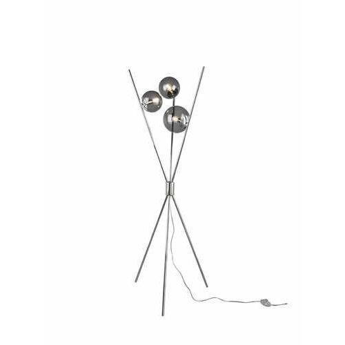 Trio Lampa stojąca leuchten lance chrom, 3-punktowe - nowoczesny - obszar wewnętrzny - lance - czas dostawy: od 3-6 dni roboczych