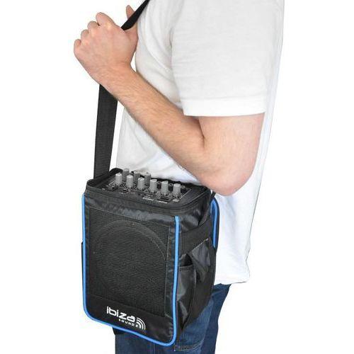 Przenośny zestaw nagłośnieniowy port-6 12v torba marki Ibiza