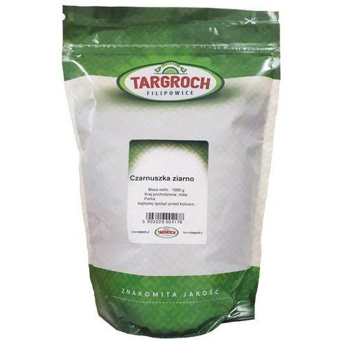 Targroch nasiona czarnuszki 1kg ziarno 1000g