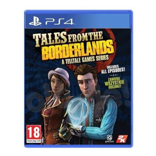Tales from the Borderlands - gra PS4
