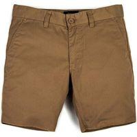 szorty BRIXTON - Toil Ii Khaki (0603) rozmiar: 34, kolor zielony