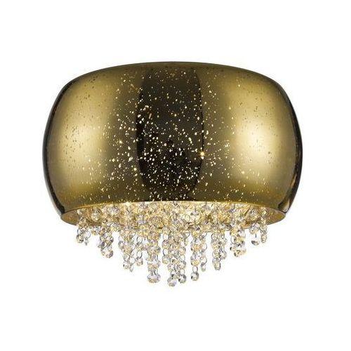 Zumaline plafon/lampa sufitowa LED VISTA złoty C0076-05K-F4GQ (2011005763553)