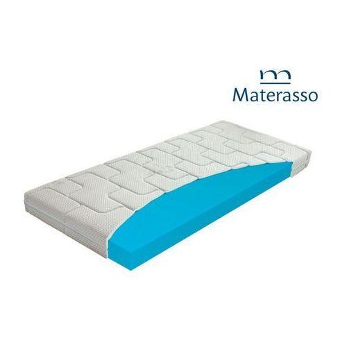 baby comfort - materac dziecięcy, piankowy, rozmiar - 70x120 wyprzedaż, wysyłka gratis marki Materasso