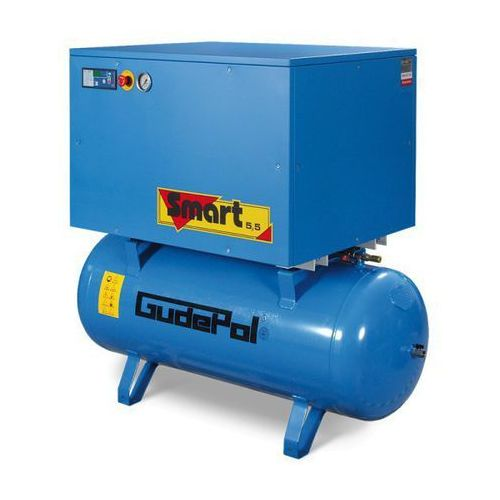 Gudepol gd smart 7,5/13-500/15 kompresor śrubowy