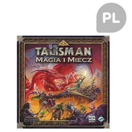 Galakta GALAKTA Gra Talisman Magia i Miecz (5907506208488)