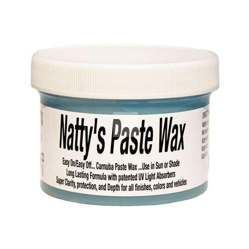 Poorboy's - Natty's Paste Wax Blue 235ml - produkt z kategorii- Wosk samochodowy