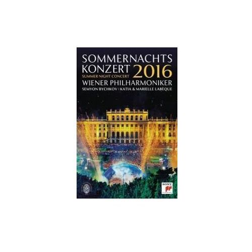 Sony music entertainment Sommernachtskonzert 2016 / summer night concert 2016, 1 dvd