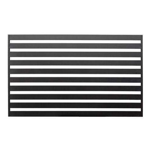 Polbram steel group Przęsło lara 2 2 x 1 20 m czarne