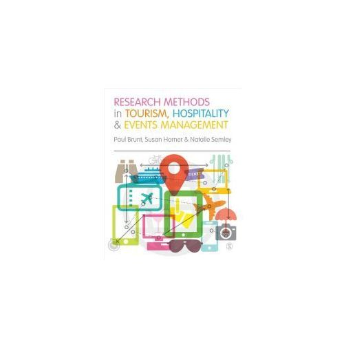 Research Methods in Tourism, Hospitality and Events Manageme (9781473919143)