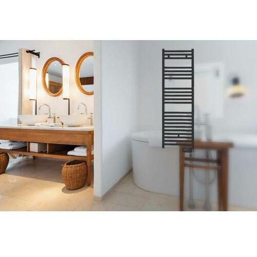 Grzejnik łazienkowy atlantic 2012 anthracite o mocy 500w marki Atlantic - super oferta