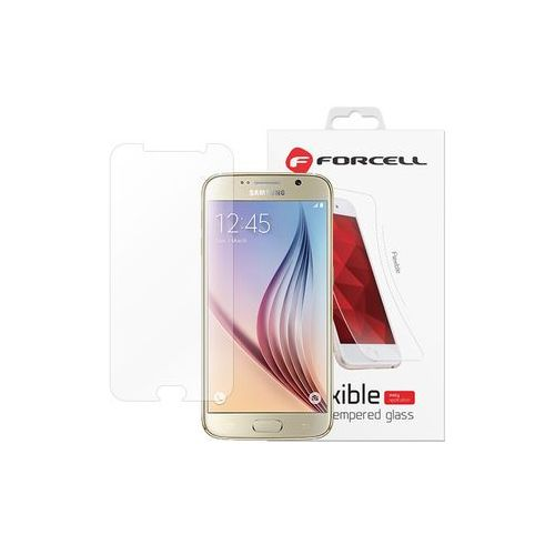 Forcell Samsung galaxy s6 - szkło hartowane flexible glass