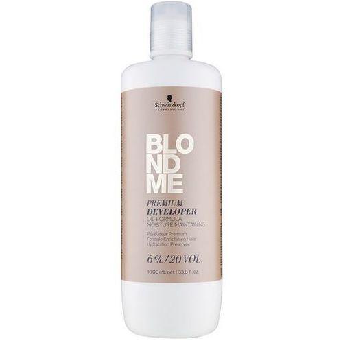 Schwarzkopf professional blondme emulsja aktywująca (6%/20 vol. premium developer) 1000 ml (4045787367492)