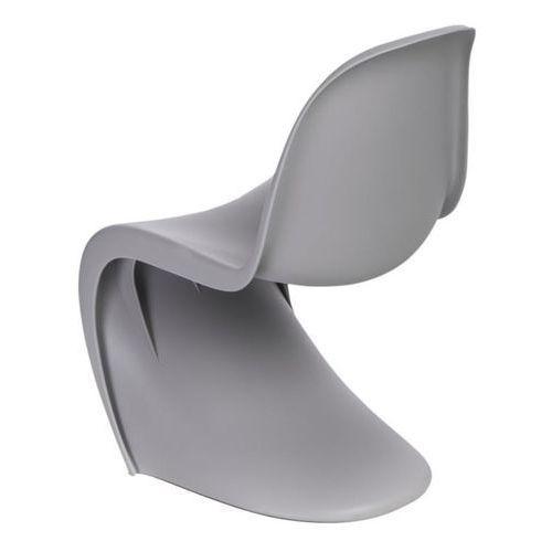 Krzesło balance pp szare jasne marki D2design