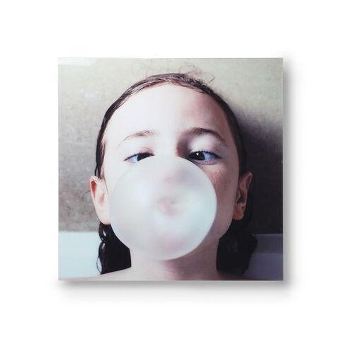 HKliving Plakat Bubble gum na plexibond AWD8894